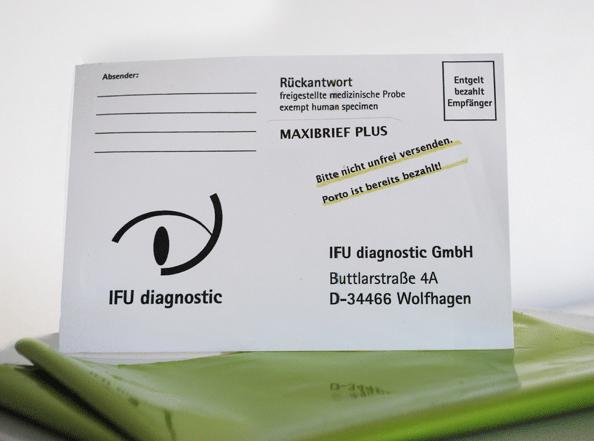 Gi Map Stuhl Und Verdauungsanalyse Pilze Parasitologie Bakterien